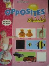 OPPOSITES - الأضداد